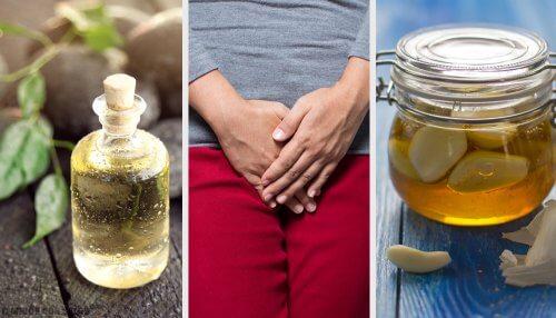 9 remédios naturais para combater o mau cheiro vaginal