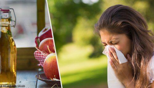 4 truques caseiros para acabar com as alergias