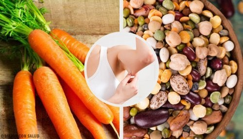Alimentos para prevenir a flacidez