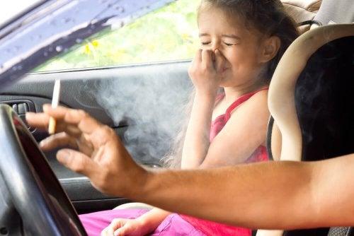 O fumo passivo pode desenvolver câncer de pulmão