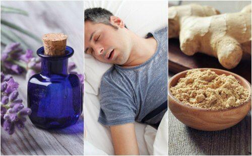 Como combater a apneia do sono com 5 remédios naturais