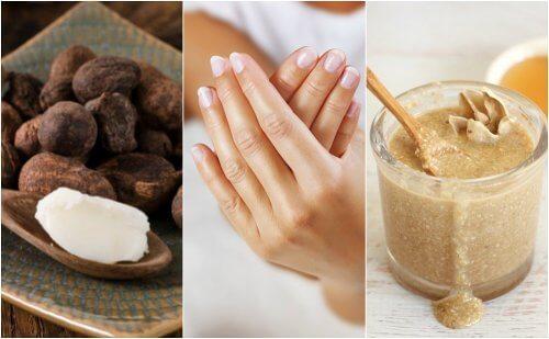 Como hidratar as mãos naturalmente com 5 remédios caseiros