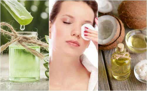 Como remover a maquiagem da pele com 5 tratamentos de origem natural