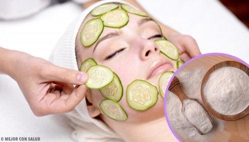 6 máscaras faciais para eliminar as impurezas da pele