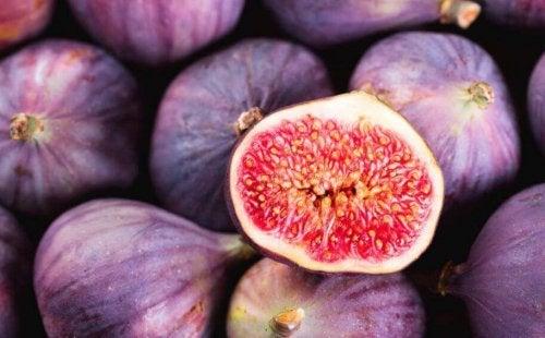 Figos para manter a visão saudável