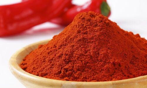 Consumir pimenta caiena ajuda a melhorar o fluxo de circulação sanguínea