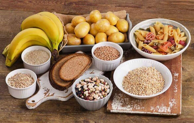 Proteínas e carboidratos
