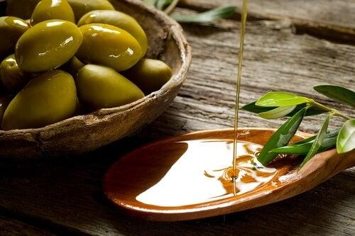 Benefícios do azeite de oliva extravirgem