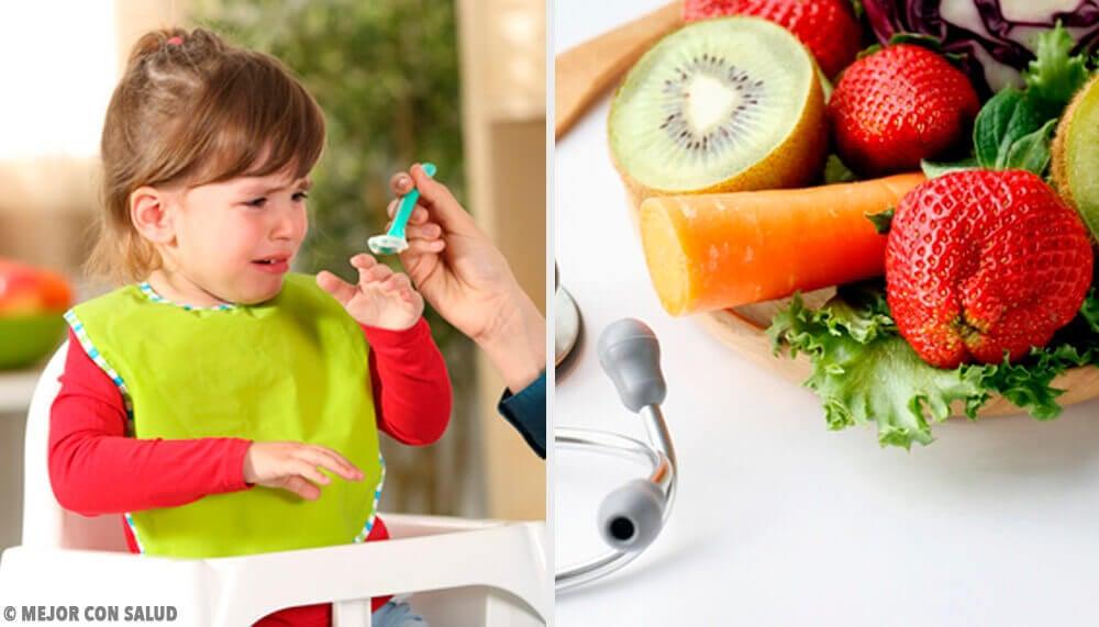 O que é a síndrome da alimentação seletiva?