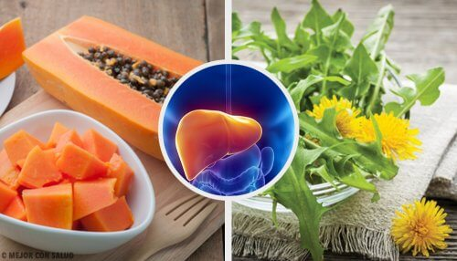 Remédios naturais para o fígado inflamado