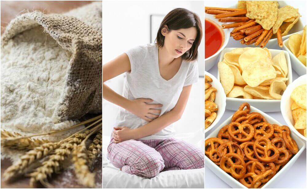 8 alimentos que você não deve comer quando tem inflamação