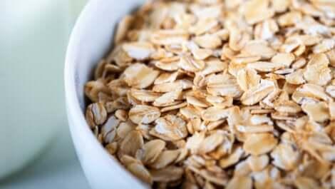Podemos incluir a aveia dentro da lista de cereais integrais saudáveis