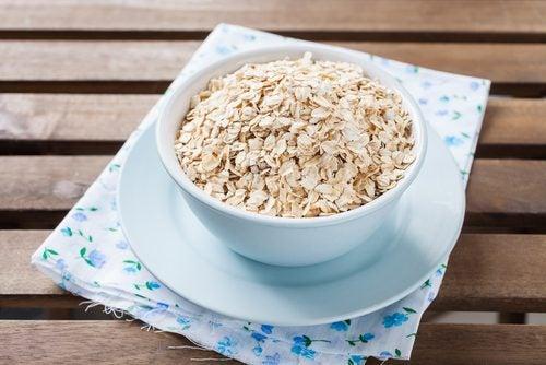 Benefícios da aveia no café da manhã