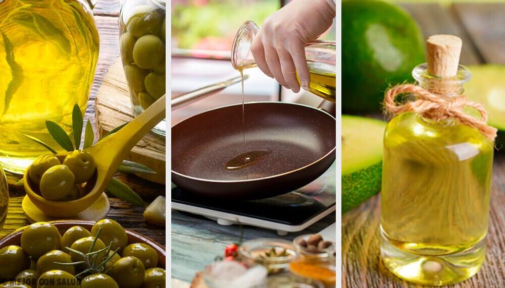 Qual é o óleo mais saudável para fritar?