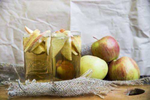Vinagre de maçã serve para tratar a bursite