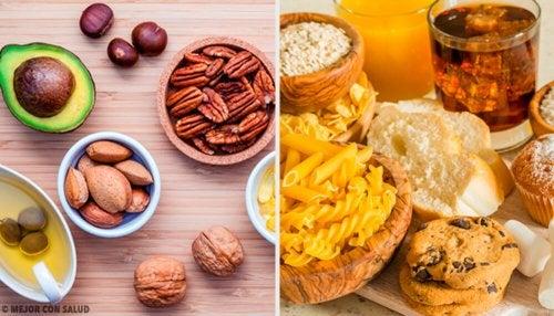 Carboidratos bons versus carboidratos ruins: quebrando mitos