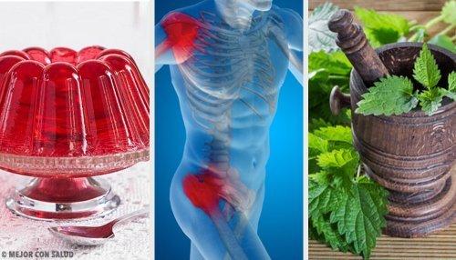 Remédios naturais para fortalecer as cartilagens e os ligamentos