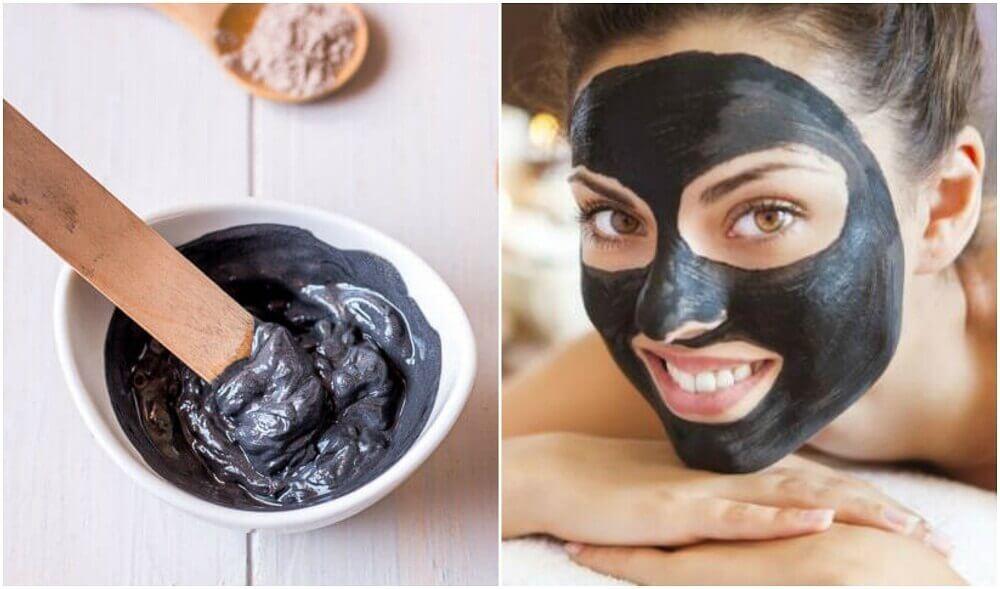 Como fazer uma máscara negra para eliminar os cravos e impurezas