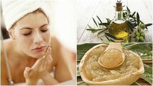 5 tratamentos com azeite de oliva para a pele