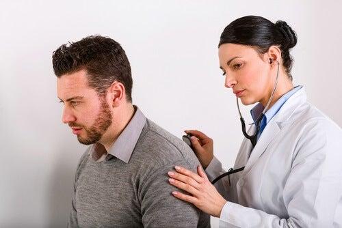 Diagnóstico de câncer de pulmão