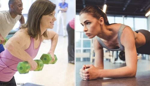 5 exercícios para o peito