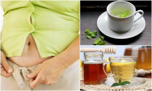 Como reduzir a distensão abdominal com 5 remédios caseiros