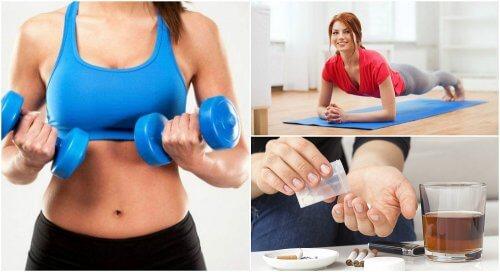 6 erros que atrapalham o ganho de massa muscular