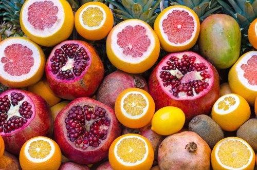 Frutas cítricas ajudam a aumentar as defesas do corpo