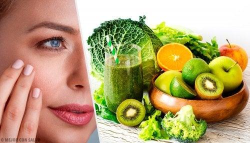 Frutas para combater a pele seca e rachada