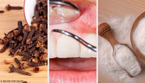 Remédios naturais para as gengivas inflamadas