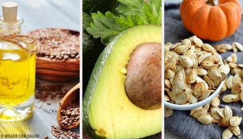As 10 melhores gorduras benéficas que não podem faltar na sua alimentação