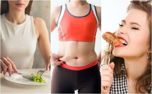 5 hábitos matinais que podem fazer engordar