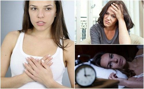 7 sinais de infarto que as mulheres ignoram