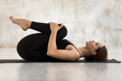 Para fortalecer os joelhos