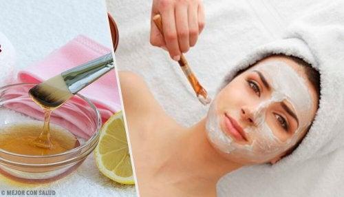 Problemas de pele? Experimente essas máscaras fascinantes!