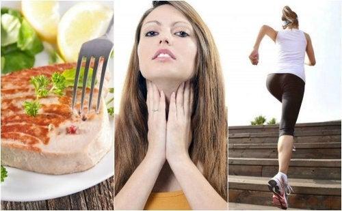 6 recomendações para melhorar o funcionamento da tireoide