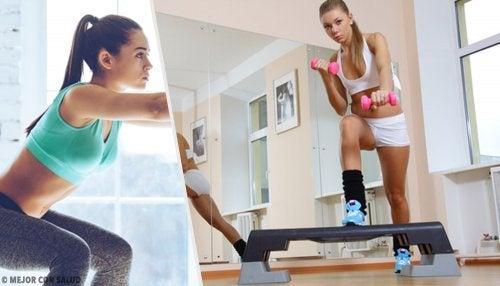 Quais são os melhores exercícios para tonificar as pernas?