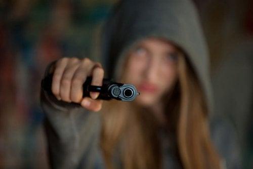 A agressividade em uma criança pode determinar psicopatia infantil