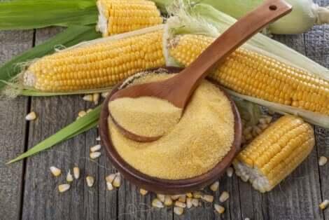 O milho é fonte de energia