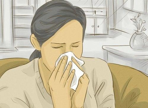 Remédios naturais para a alergia sazonal