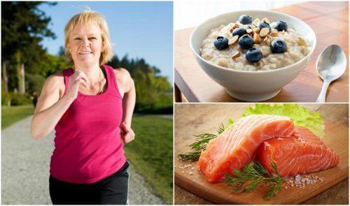 7 dicas para não ganhar peso na menopausa