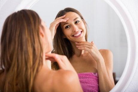 Benefícios das máscaras peel-off para a pele