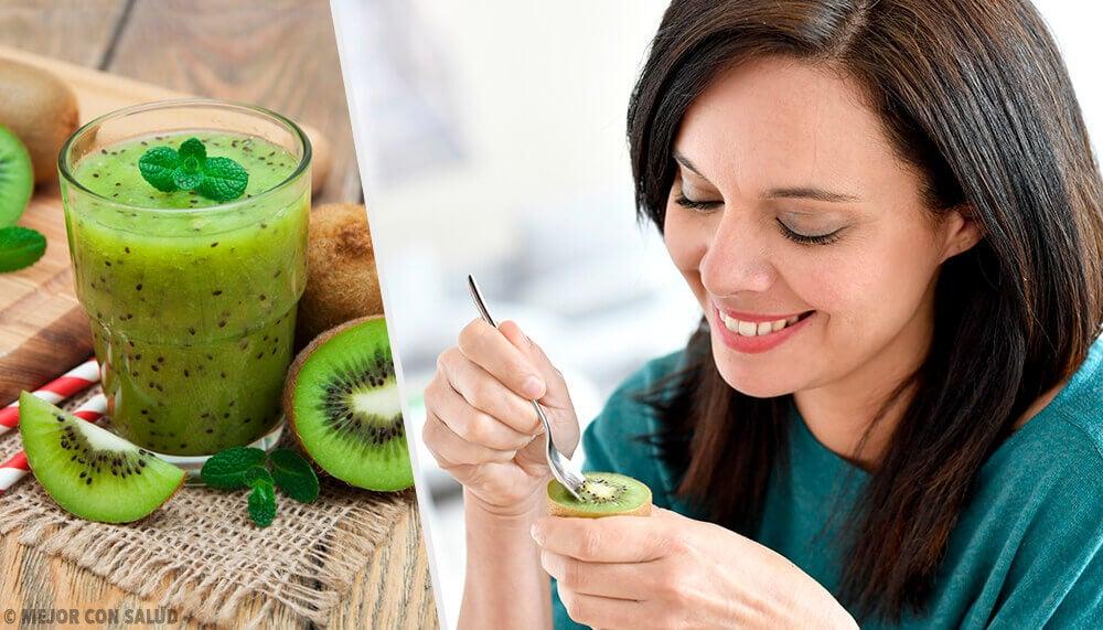 8 benefícios do kiwi que vale a pena conhecer