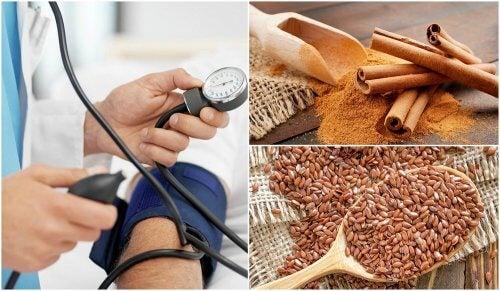 Como controlar a pressão arterial alta com 5 remédios caseiros