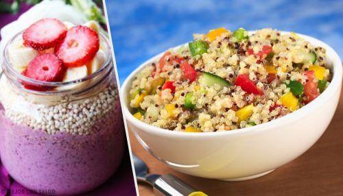 Razões para consumir quinoa regularmente