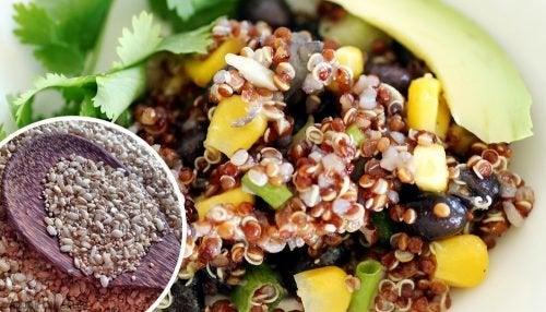 3 receitas com quinoa que você vai adorar