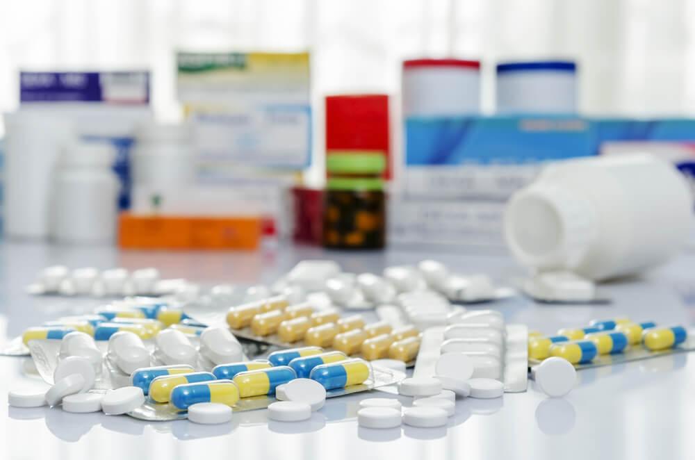 Comprimidos e remédios