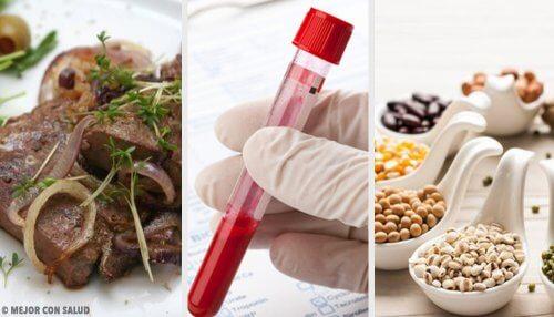5 alimentos para ter um sangue de melhor qualidade