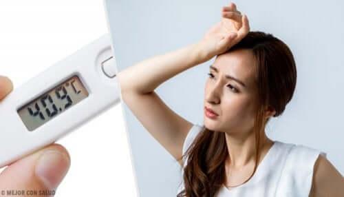Quando a temperatura corporal alta é considerada grave?