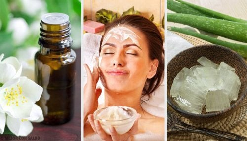 Como tratar a secura da pele naturalmente